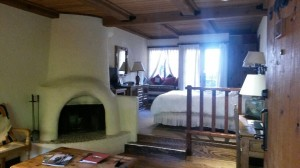 Our room at Rancho Caymus
